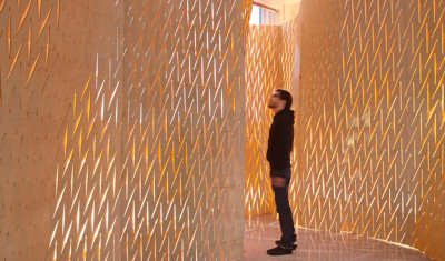 Expandable Surface Wall