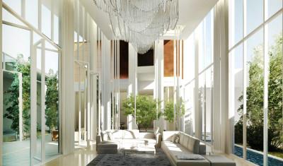 villaE - Interior Living Room